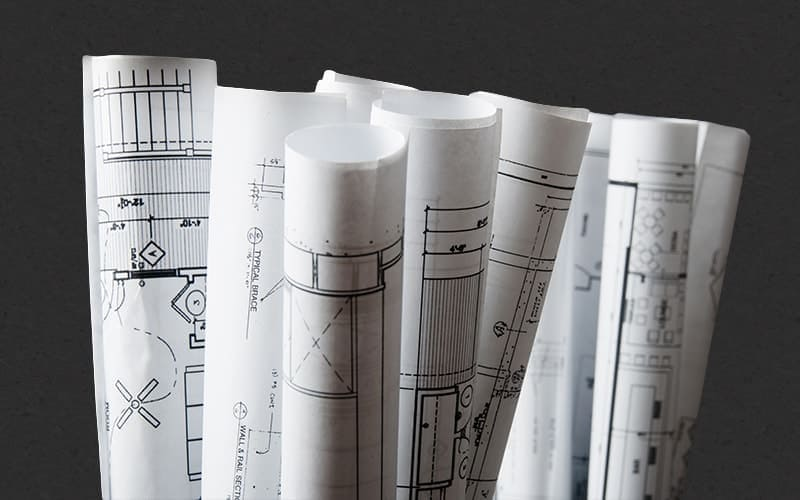 Engineering Blueprint Prints